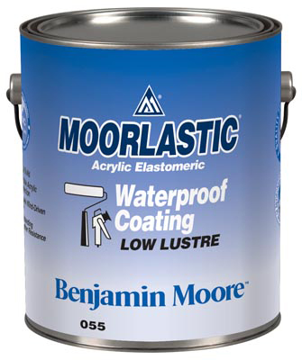 Акрилен еластикомерен финиш MOORLASTIC WATERPROOF COATING